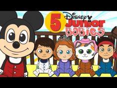 Disney Junior. Canciones Infantiles y Dibujos Animados