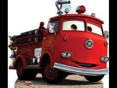Dibujos Animados De Camiones De Bomberos, Dibujos Animados Infantiles