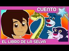 El Libro de la Selva | Cuentos Infantiles en Español | Cuentos para niños