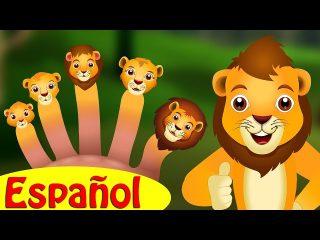 Familia Dedo León. ChuChu TV Canciones Infantiles para Niños
