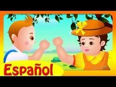 Canción de Jack y Jill en español. ¡Sé Fuerte Mantente Fuerte!