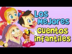 """""""PINOCHO, LOS TRES CERDITOS, CAPERUCITA ROJA, BLANCANIEVES"""" – Cuentos infantiles en español, cuento"""