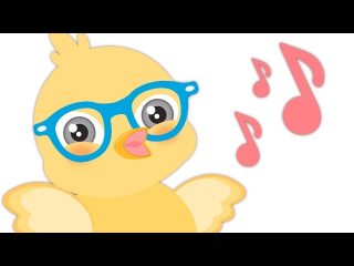 Los pollitos dicen. Canción infantil con letra.