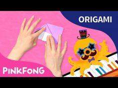 El piano, canciones infantiles en inglés para niños en edad preescolar.