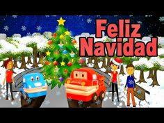 Canciones infantiles de navidad para celebrar las fiestas.