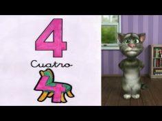 La canción de los números. Aprender a contar con música para niños.