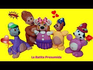 La ratita presumida, cuentos infantiles con moraleja en español.
