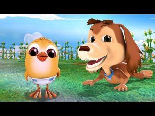 Los pañales no voy a usar. Canciones infantiles del perro Chocolo.