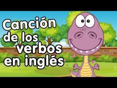 Los verbos en inglés en una divertida canción infantil.