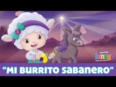 Mi burrito sabanero. Canción infantil de navidad.