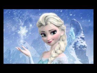 Frozen, libre soy. Karaoke sin voz de la canción de la película.