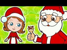 Pulgarcito y los amigos de Disney. Canción infantil con vídeo navideño.