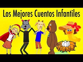Una hora de los mejores cuentos infantiles para niños en español.