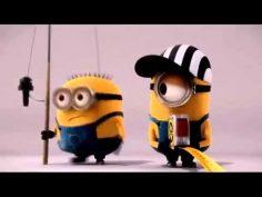 Los videos animados mas graciosos de los minions.